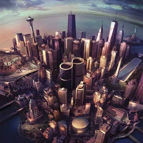 Foo Fighters, Sonic Highways LP