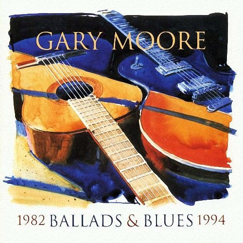 Gary Moore, Ballads & Blues 1982 - 1994