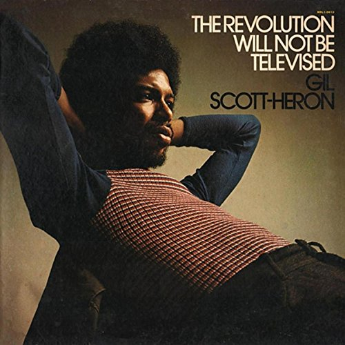 Gil Scott-Heron, The Revolution Will Not Be Televised LP