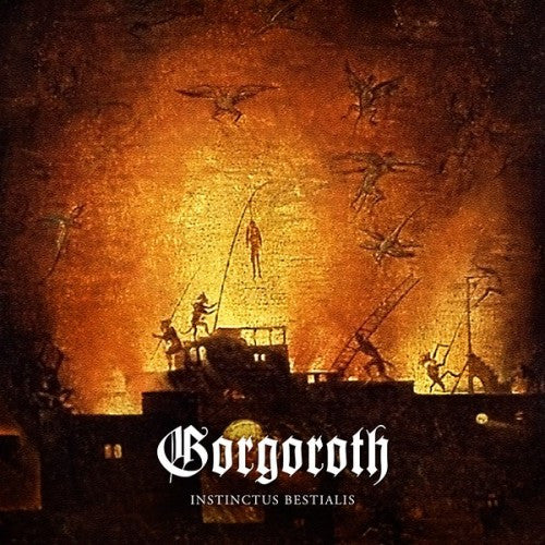 Gorgoroth, Instinctus Bestialis (Gold Coloured Vinyl) LP