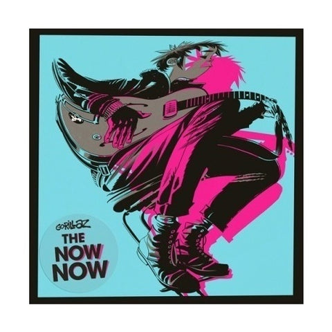 Gorillaz, The Now Now LP