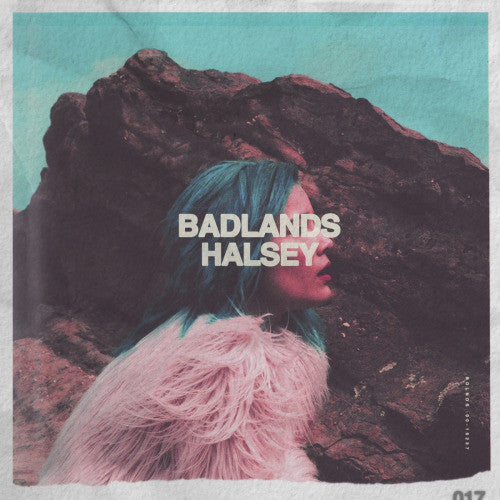 Halsey, Badlands LP