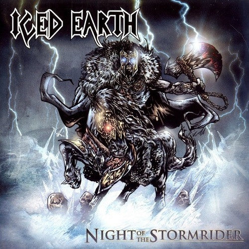 Iced Earth, Night Of The Stormrider LP