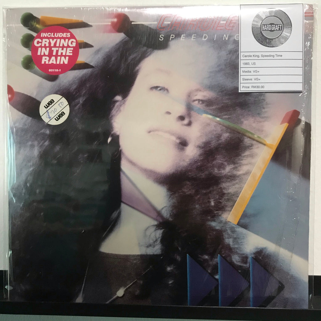 Carole King, Speeding Time LP