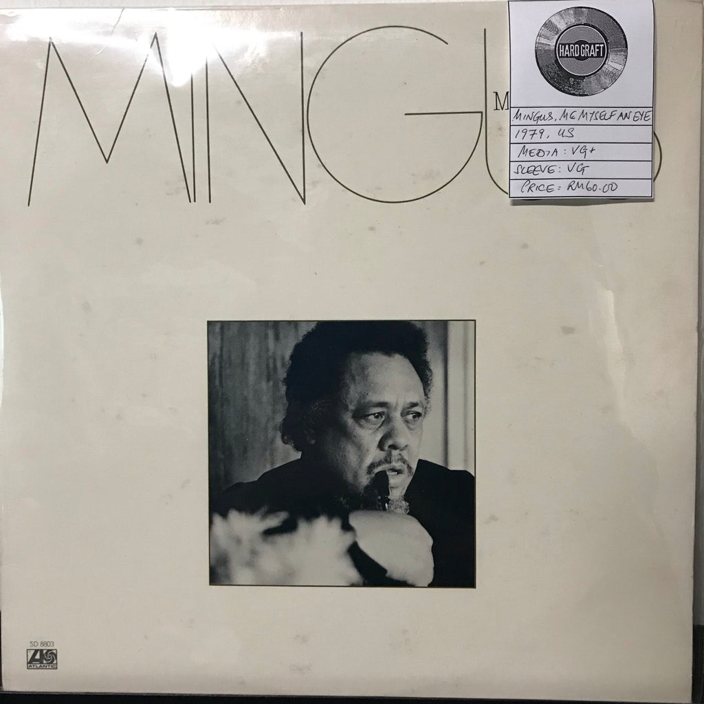 Mingus, Me Myself An Eye LP