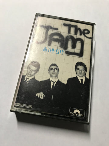 The Jam, In The City