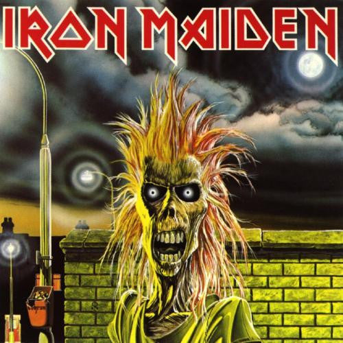 Iron Maiden, Iron Maiden LP