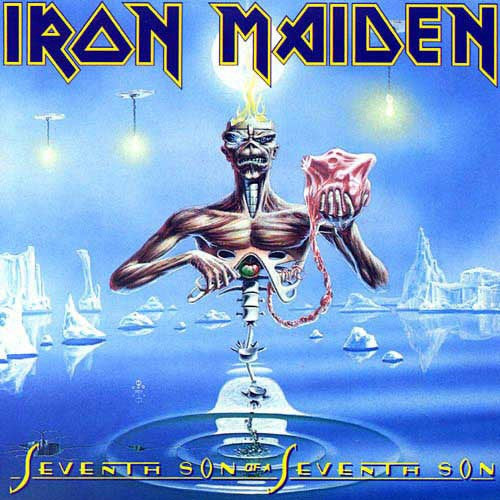 Iron Maiden, Seventh Son Of A Seventh Son LP
