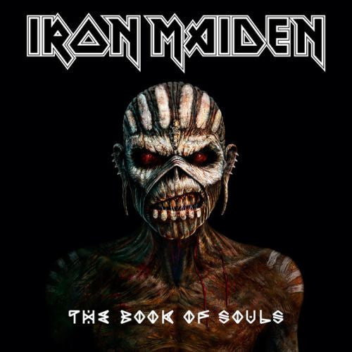 Iron Maiden, The Book Of Souls 3LP