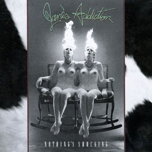 Jane's Addiction, Nothing's Shocking LP