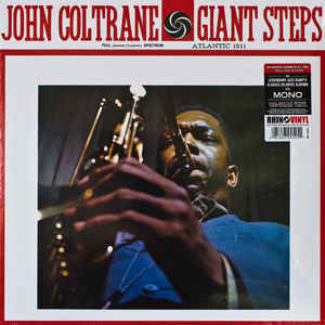 John Coltrane, Giant Steps LP (Mono)