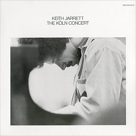 Keith Jarrett, The Köln Concert 2LP (ECM)