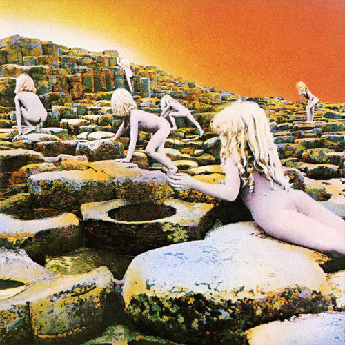 Led Zeppelin, Houses Of The Holy LP