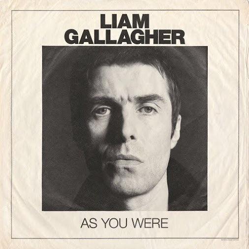 Liam Gallagher, As You Were LP