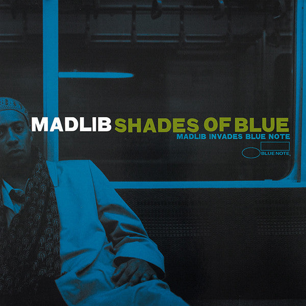 Madlib, Shades Of Blue 2LP