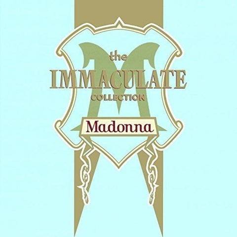 Madonna, The Immaculate Collection 2LP