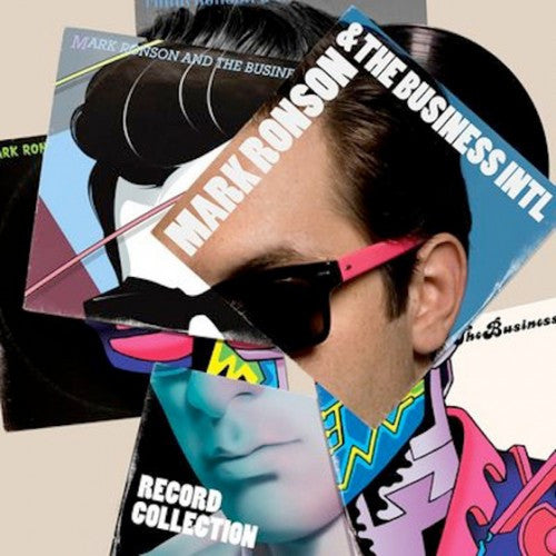 Mark Ronson & The Business Intl, Record Collection 2LP