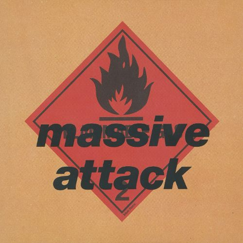 Massive Attack, Blue Lines LP