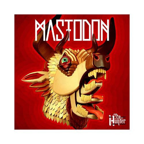 Mastodon, The Hunter LP