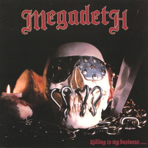Megadeth, Killing Is My Business LP
