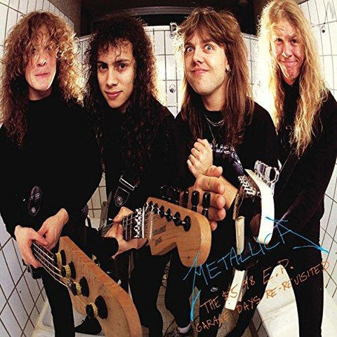 Metallica, The $5.98 EP - Garage Days Re-Revisted