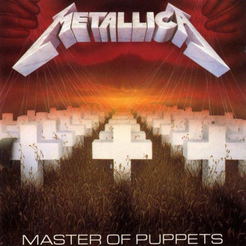 Metallica, Master Of Puppets LP