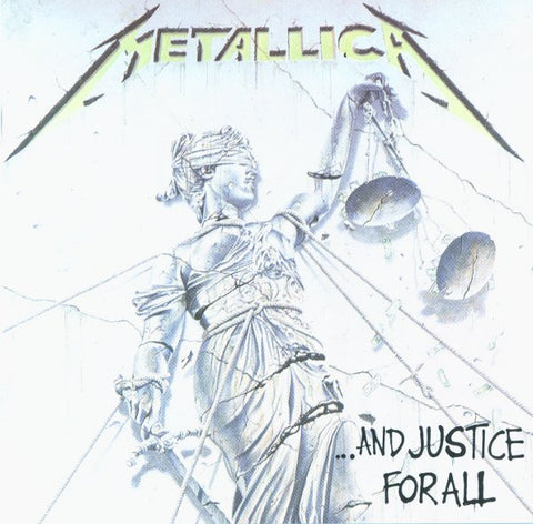 Metallica, And Justice For All
