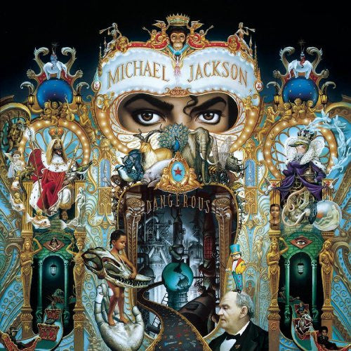 Michael Jackson, Dangerous 2LP