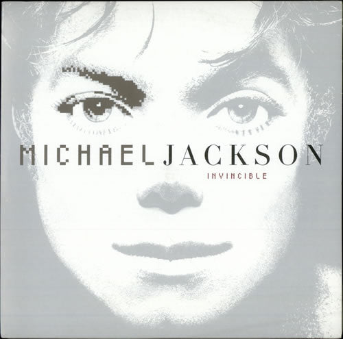Michael Jackson, Invincible 2LP