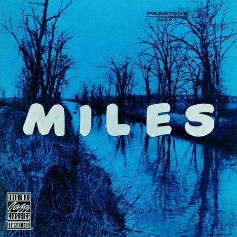 The New Miles Davis Quintet, Miles LP
