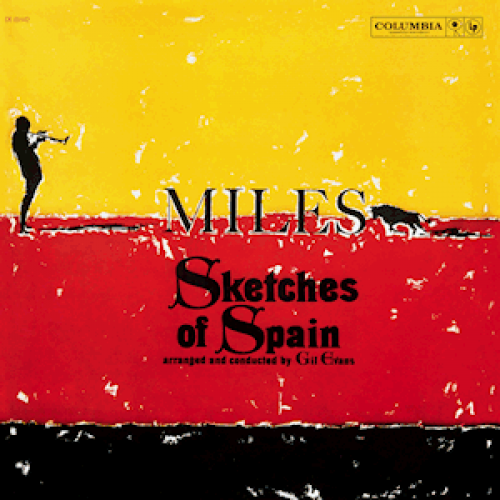 Miles Davis, Sketches Of Spain LP