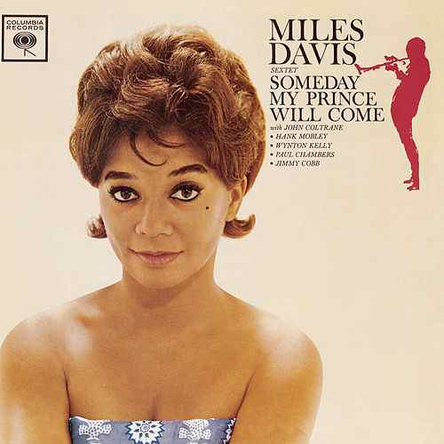 Miles Davis, Someday My Prince Will Come LP