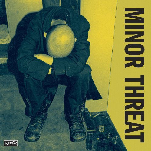 "Minor Threat, First 2 7"" EP"