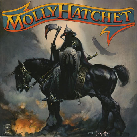 Molly Hatchet, Molly Hatchett LP