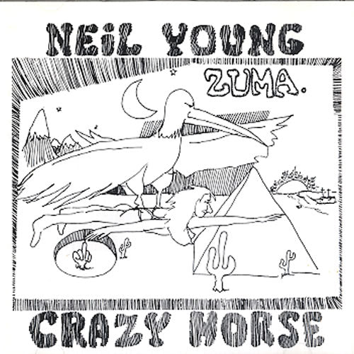 Neil Young with Crazy Horse, Zuma LP