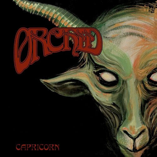 Orchid, Capricorn - The Zodiac Sessions 2LP