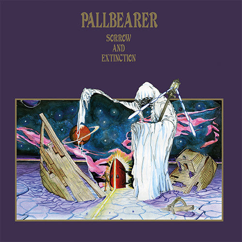 Pallbearer, Sorrow and Extinction