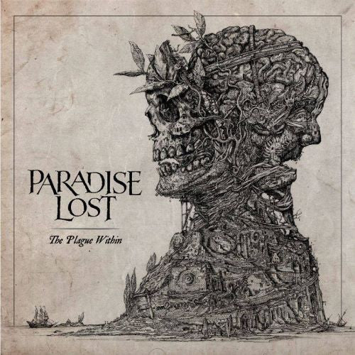 Paradise Lost, The Plague Within 2LP