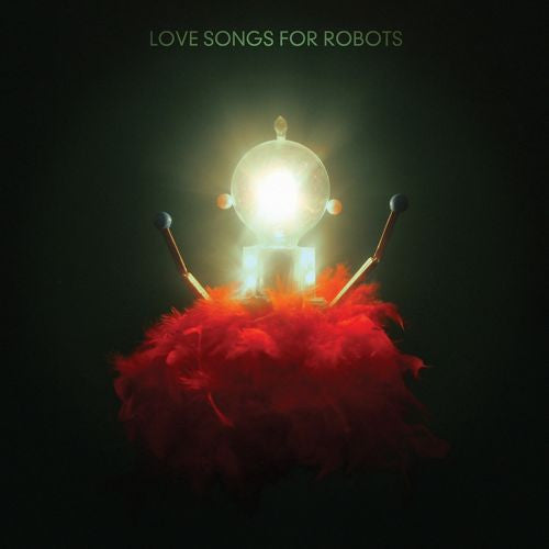 Patrick Watson, Love Songs For Robots LP + 7""