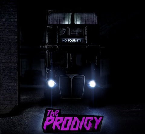 The Prodigy, No Tourists 2LP