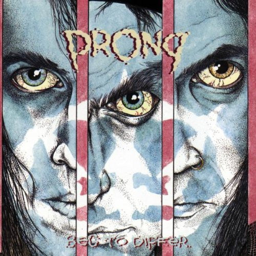 Prong, Beg To Differ LP