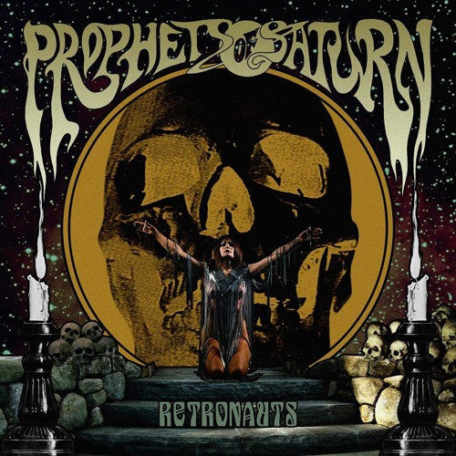 Prophets Of Saturn, Retronauts LP