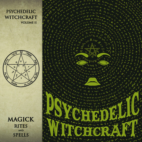 Special Order: Psychedelic Witchcraft, Volume II - Magick Rites And Spells LP