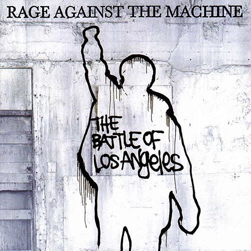 Rage Against The Machine, The Battle Of Los Angeles LP
