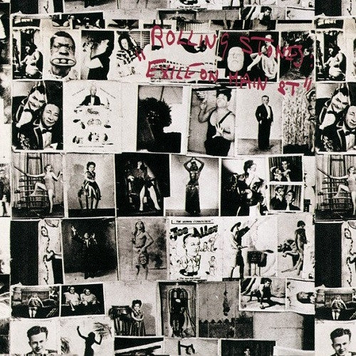 Rolling Stones, Exile On Main St. 2LP