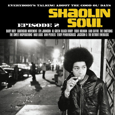 Shaolin Soul: Episode 2, 2LP + CD