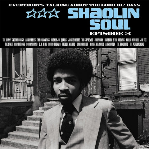 Shaolin Soul: Episode 3, 2LP + CD