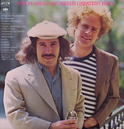 Simon & Garfunkel, Greatest Hits LP