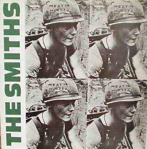 The Smiths, Meat Is Murder LP