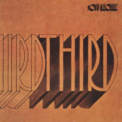 Soft Machine, Third 2LP